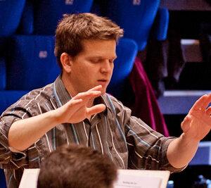 Dirigent Caspar Versluis