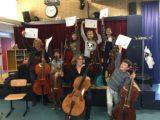 Tweede cursus ' Cellospelen voor een Slimmer Kind' succesvol afgesloten!